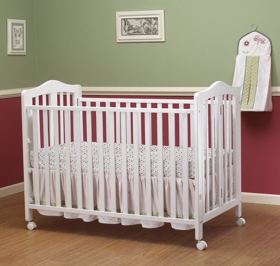 Folding crib mini cribs on sale mini baby cribs mini for Double decker crib